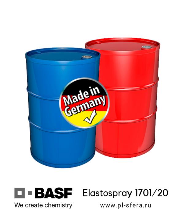 Пенополиуретан BASF Elastospray_1701_20