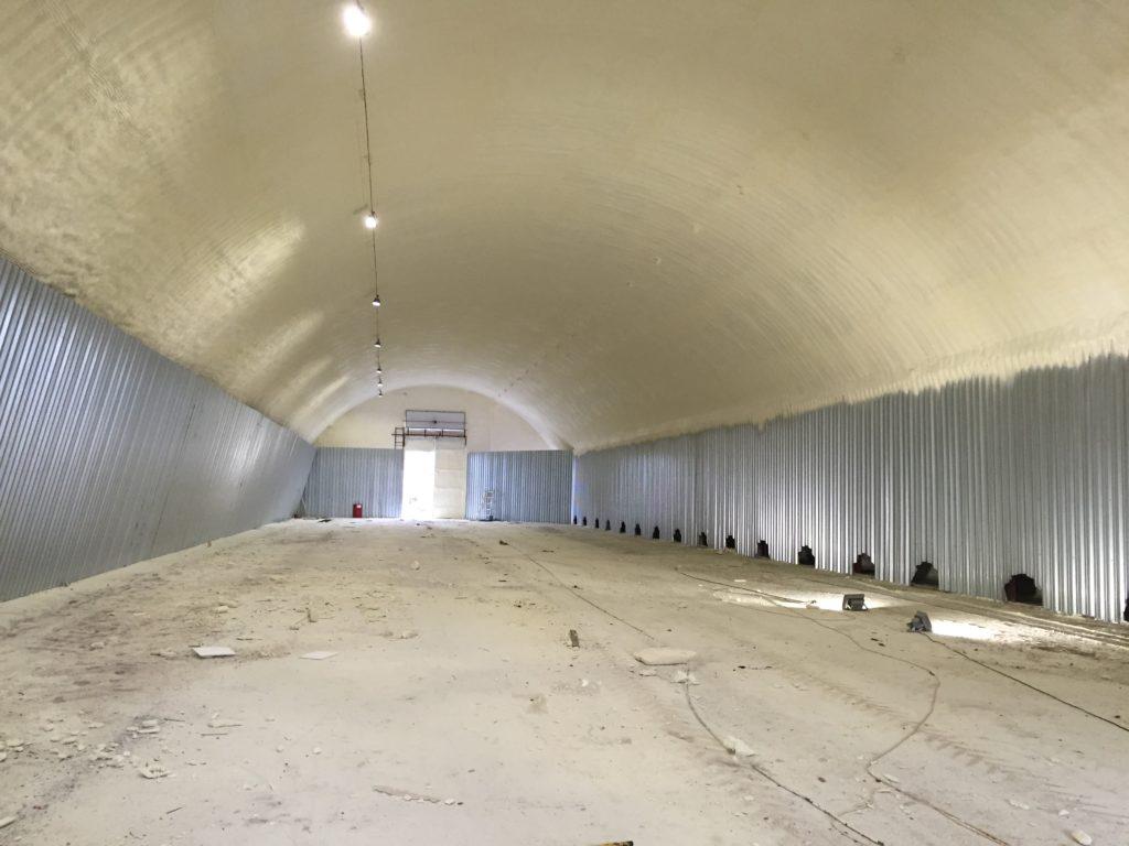 Строительство складов под ключ в Москве