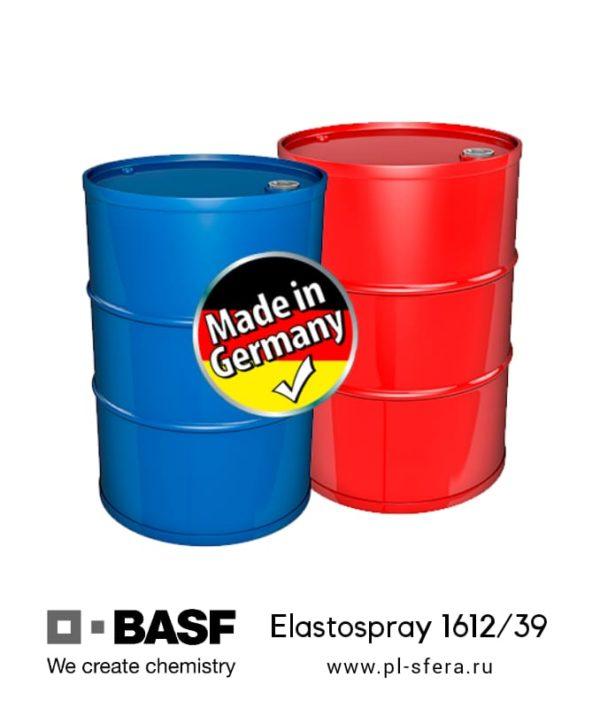 ППУ BASF Elastospray 1612/39